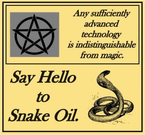 What Snake Oil does for engines DOES seem like magic. But it's SCIENCE!!!